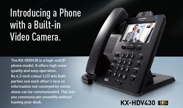 Panasonic KX-HDV430 Handset