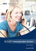 NEC SL2100 Brochure