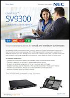 SV9300 Brochure